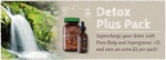 Detox Plus Saver Pack
